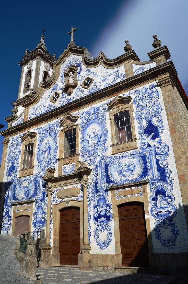 Santa Maria Church, Covilhã, Castelo Branco, Portugal