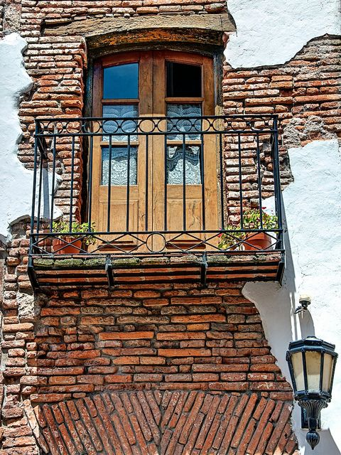 ~~Where art thou Juliet? ~ romantic balcony, San Telmo, Buenos Aires by Fmkmkm~~