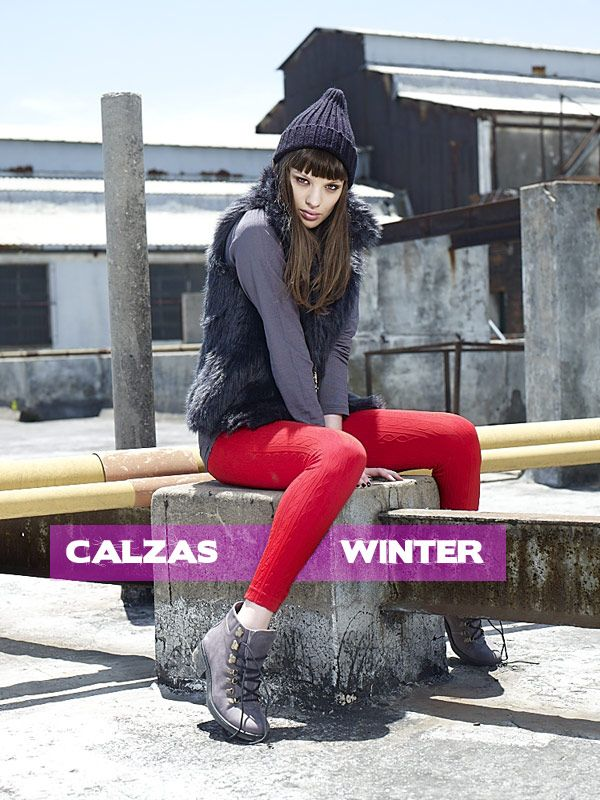 calzas winter