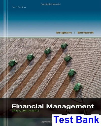 46 best test bank download images on pinterest financial management theory and practice 14th edition brigham test bank test bank solutions manual fandeluxe Gallery