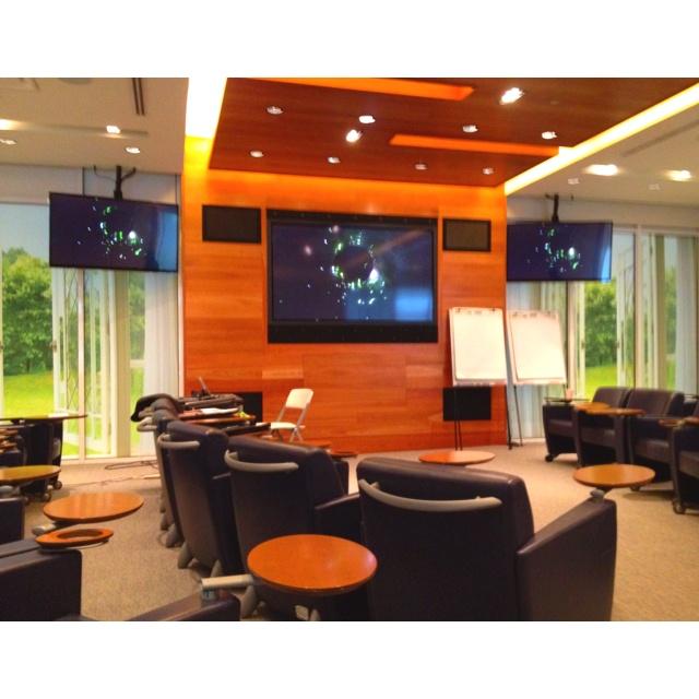 Training room, DraftFCB NY