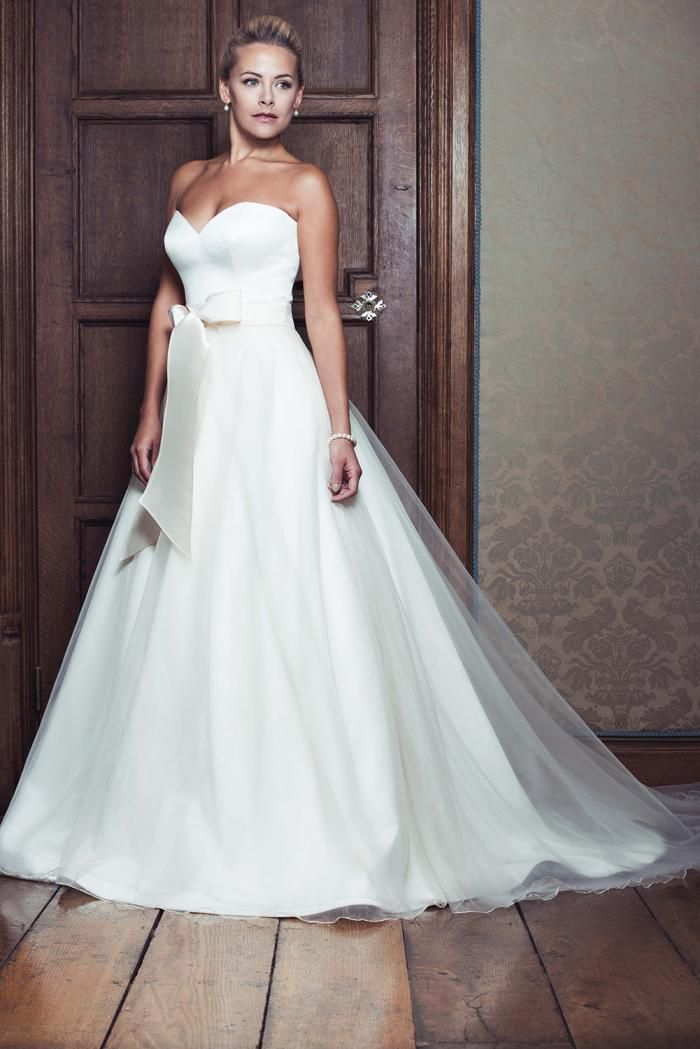 Augusta Jones Bridal dress | Augusta Jones Bridal 2014//anna with overlay