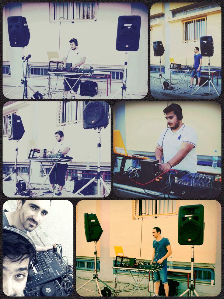 Σχολικό Party #dj #party #thessaloniki #sxoliko #school #newdjsteam #ixos #fota