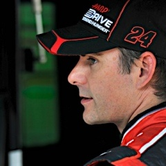 Sorry but, Jeff Gordon SHOULD have taken first in the race today. DISAPPOINTED? I think so.