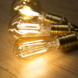 Megaman Professional Launches Decorative Led Filament Lamps Energy Efficient