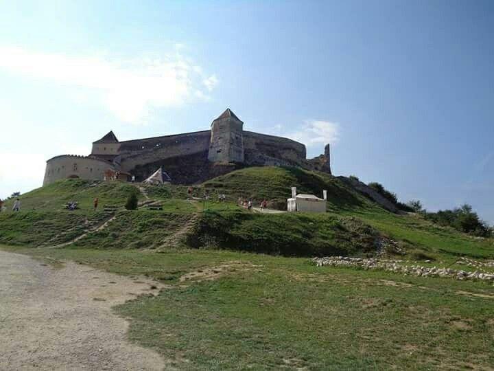 Rasnov citadel, Brasov county - Romania