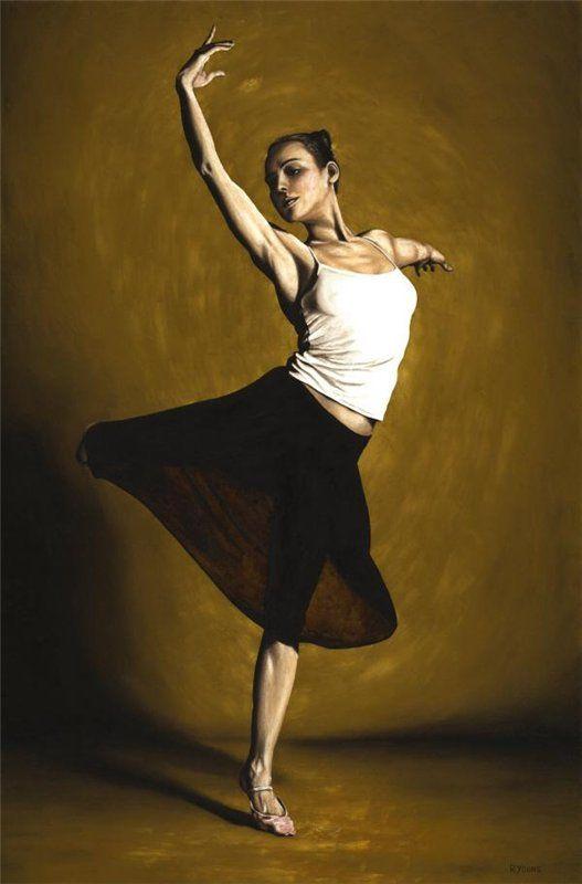 """""""Elegant Dancer"""", Richard Young, 2008"""