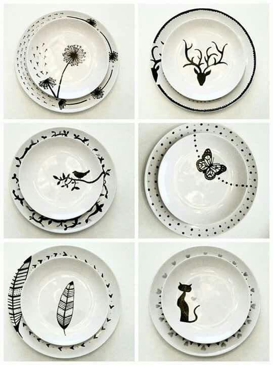 #DIY Porcelain marker