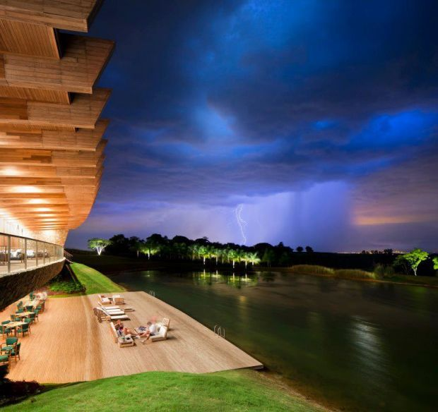 The Hotel Fasano Boa Vista - Airows
