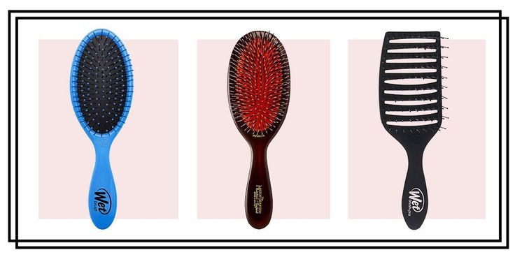 The Best Hair Brush For Your Hair Texture
