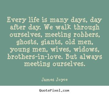 James Joyce- Ulysses
