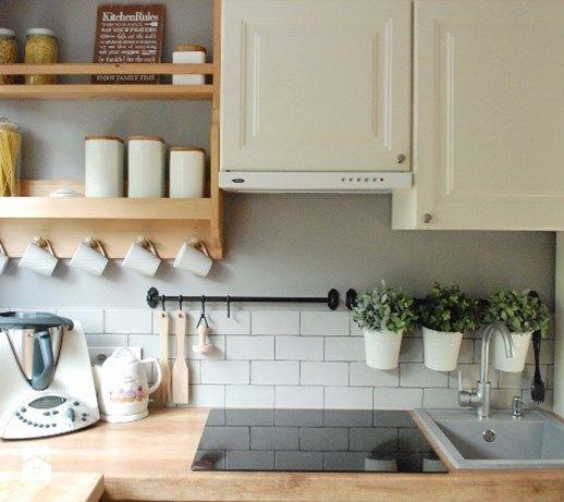 #malakuchnia - Kuchnia, styl rustykalny - zdjęcie od commisura