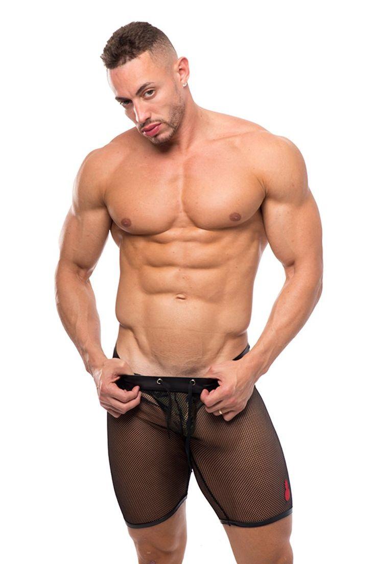 Shop Now www.jjmalibu.com #jjmalibu #showyourpineapple #mensclothes #mensfashion #mensstyle #menswear #mesh #shorts