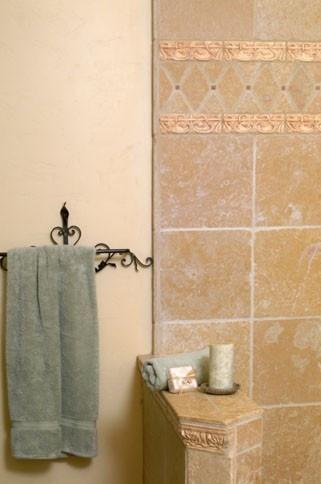 tile and listello ideas