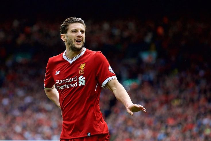 Confirmed Liverpool lineup vs. Burnley: Lallana in for first start of the season