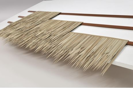 Palm Thatch Roof