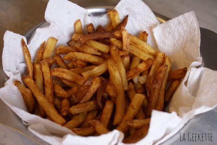 Le secret des frites belges