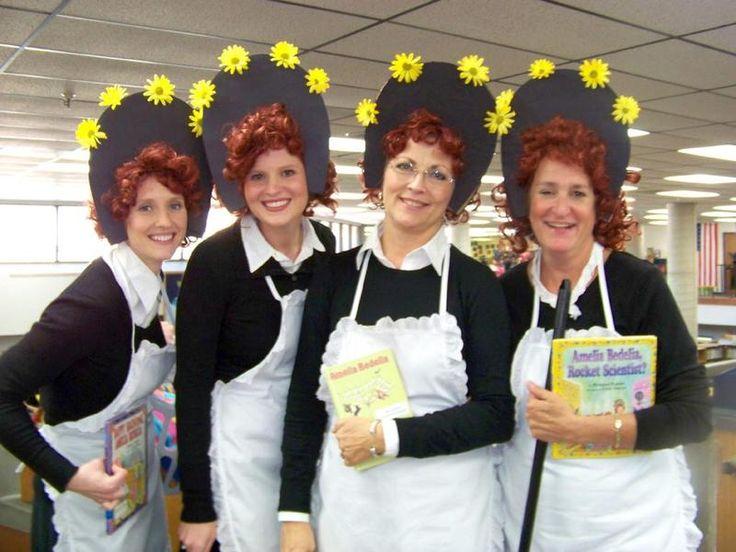 storybook character costumes for teachers | PATTY MILLER | THE EDMOND SUNRobyn Ramer, p.m. kindergarten teacher ...
