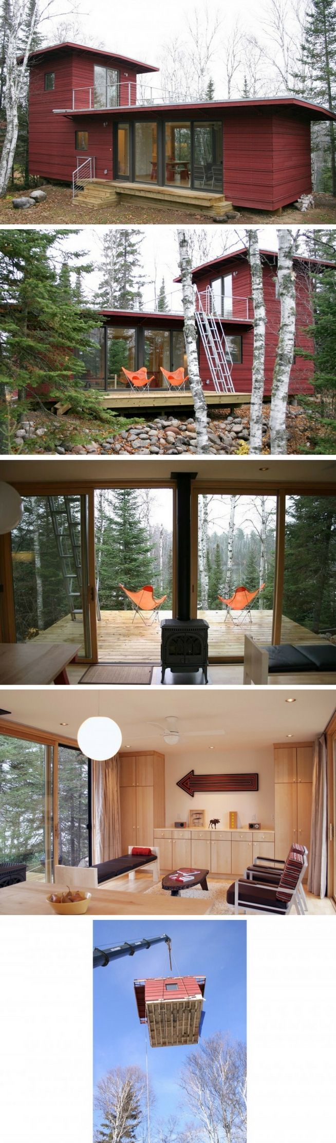 MCGLASSON WEEHOUSE SHIPPING CONTAINER
