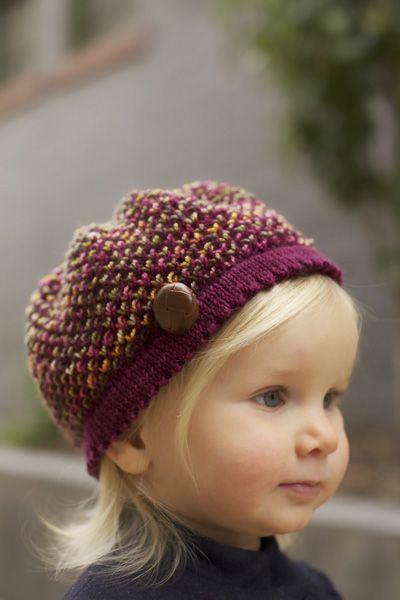 Cute Baby Knitting Patterns Free : 1000+ ideas about Knit Baby Hats on Pinterest Knitted baby hats, Baby knits...