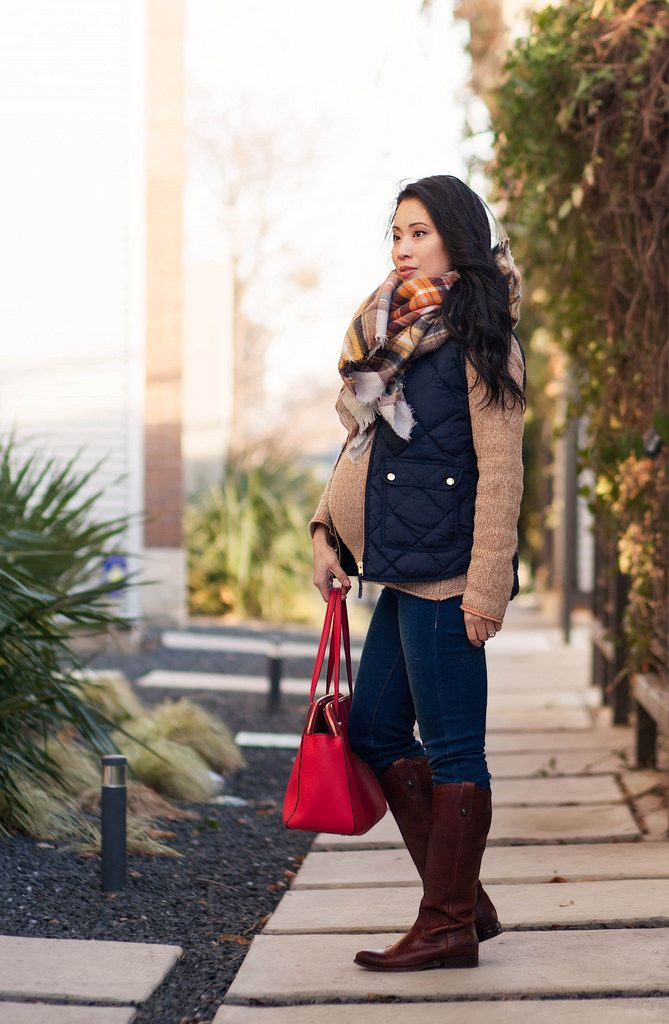 Cute Amp Little Blog Petite Fashion Maternity Zara Plaid