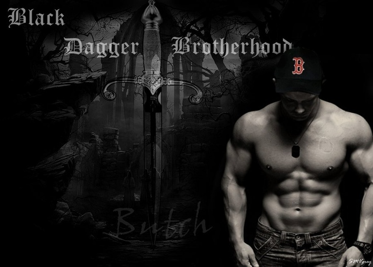 black dagger brotherhood - BUTCH