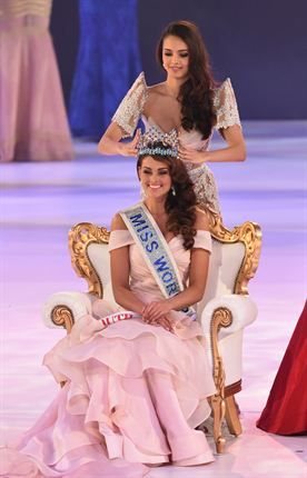 39 beautiful pics from the 2014 Miss World final! | Channel24