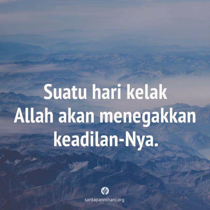 Haleluya, puji Tuhan.Amin