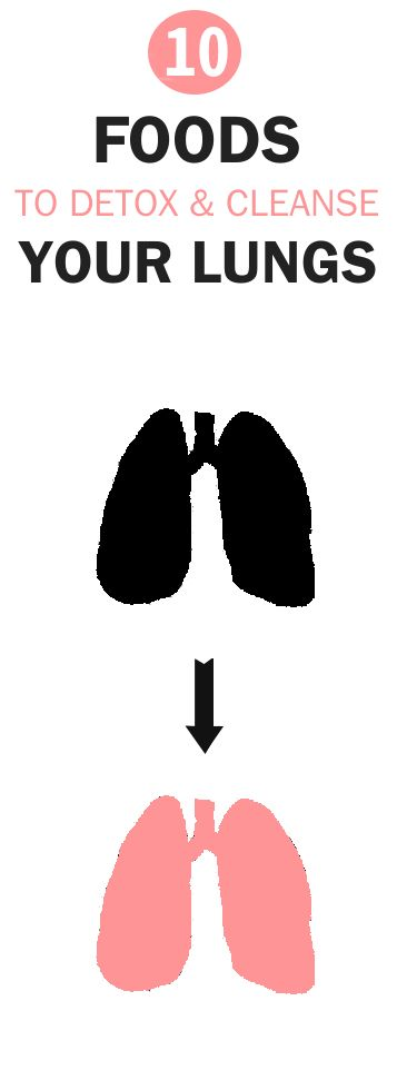 Top 10 Foods To Detox And Cleanse your Lungs