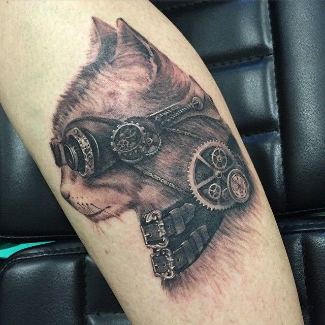28 Steampunk Tattoo Designs Ideas: Best 25+ Steampunk Tattoo Design Ideas On Pinterest