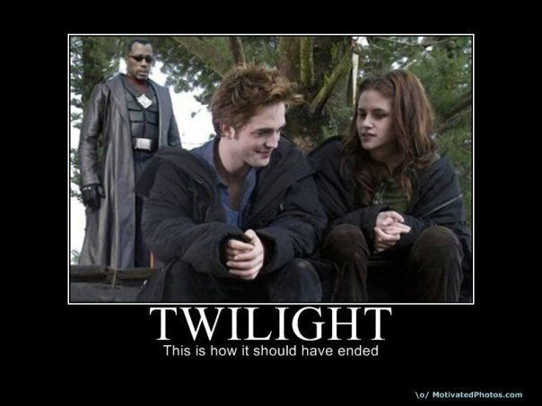 This!  The end.Funny Funny, Laugh, Funny Pics, Geek Stuff, Funny Shit, Twilight, Blade, Funny Stuff, Humor