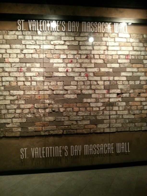 St Valentine's Day Massacre
