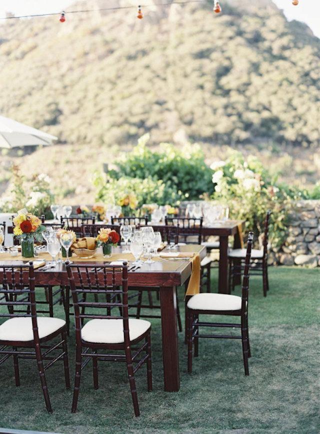 interesting wedding venues ireland%0A Crazy for Cali     beautiful outdoor California wedding venues    Dreamwedding
