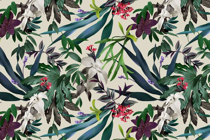 Aninimal Book: tropical pattern background tumblr - Google Search ...