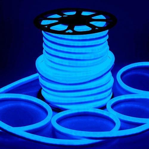 5M 50 LED Strip Rope Lights Waterproof Commercial Ourdoor Garden Tree Home Decor