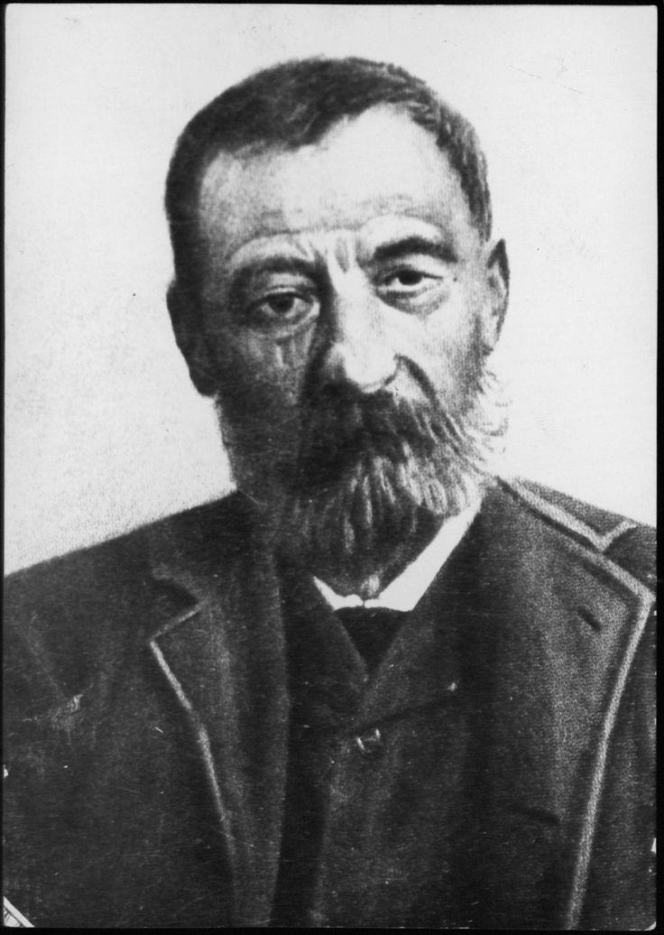 Alexandros Papadiamantis - greek poet