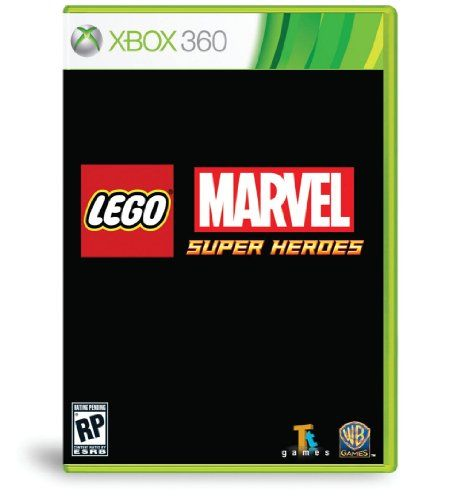 Lego: Marvel Super Heroes for Xbox 360 is in pre-release! Most Popular XBox Games for Girls #giftpins
