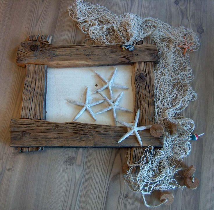 Cornice in legno grezzo lavoretti pinterest - Tavole di legno grezzo ...