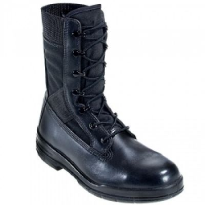 Bates Boots Women's 8 Inch Tactical Black Work Boots 724