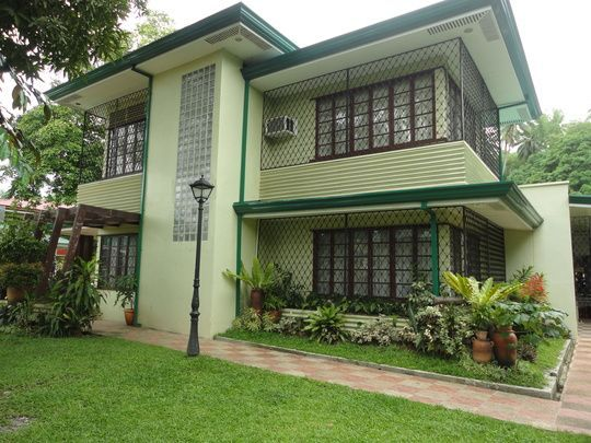 Philippine Ancestral Home Mostly In Visayan And Luzon Provinces Philippine Ancestral Homes