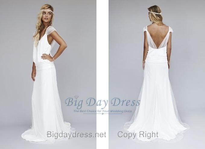 RIM-Ibiza Bespoke Tailor Inspired by Rime Arodaky 2013 Collection Wedding Dress Ibiza