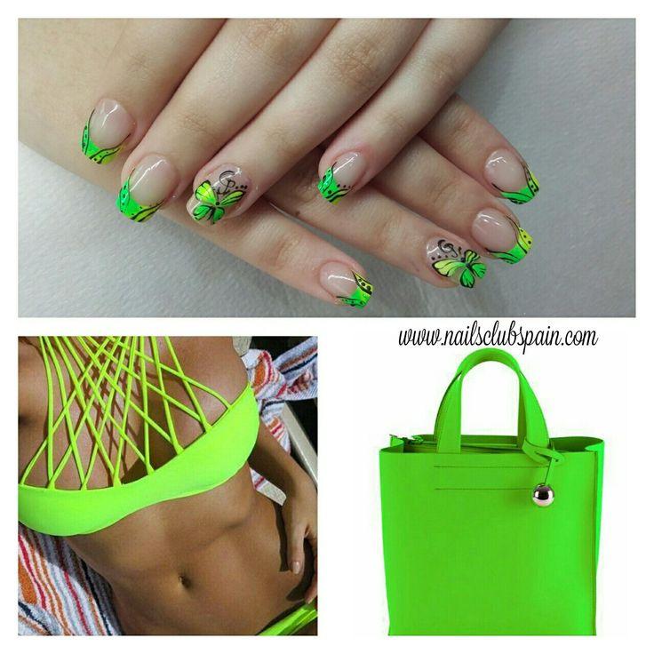 Mejores 52 imágenes de nailsclubespaña en Pinterest | Uñas de gel ...