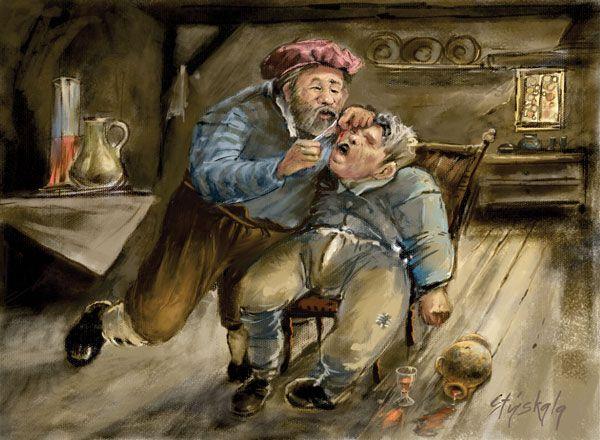 Doktor - Corel painter