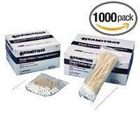 """56200 PT# 56200- Cotton Tipped Applicator Non Sterile 6"""" 1000/Bx by, AMD Ritmed by AMD Ritmed. $20.00"""