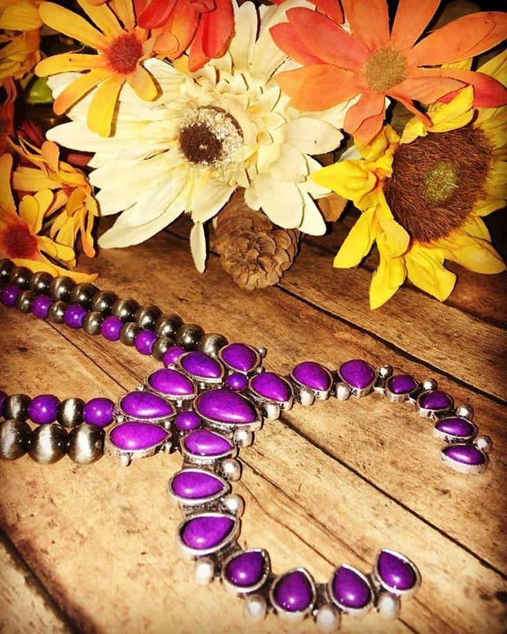 Purple Haze Squash Blossom #squashblossom #onlineboutique