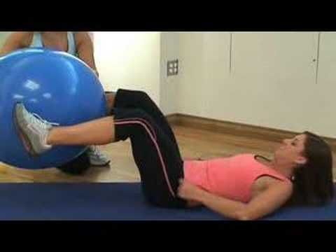 Ball Exercises For Your Abs/Core    • Seated Crunch  • Floor Crunch  • Lower Ab Lean  • Obliques Crunch  • Leg Lift Crunch  • Advanced Leg Lift Crunch  • Seated Obliques  • Wall Crunch  • Advanced Wall Crunch    *Includes video demonstration as well as photos.