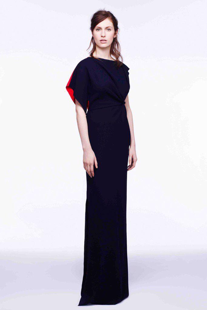 Roksanda Pre-Fall 2012 Fashion Show Collection