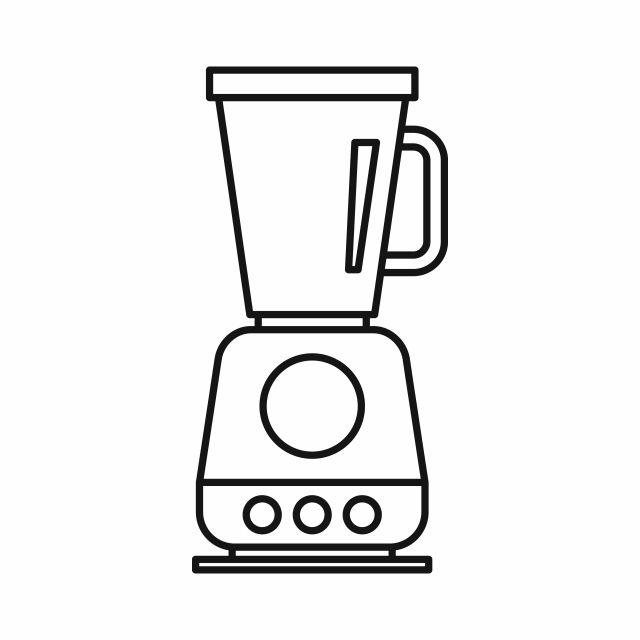 Icono De Mezclador De Procesador De Alimentos Estilo De Contorno Electric Procesador Licuadora Png Y Vector Para Descargar Gratis Pngtree Vectores Gratis Para Descargar Iconos Procesador De Alimentos