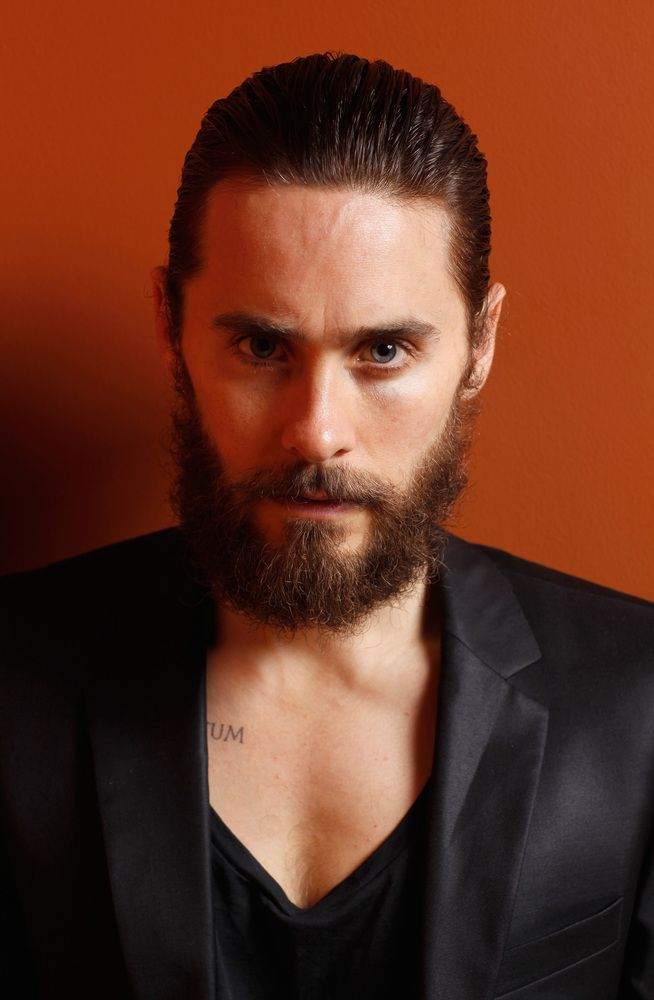 Jared Leto Got A Haircut & Shaved His Beard For Joker Role In 'Suicide Squad'