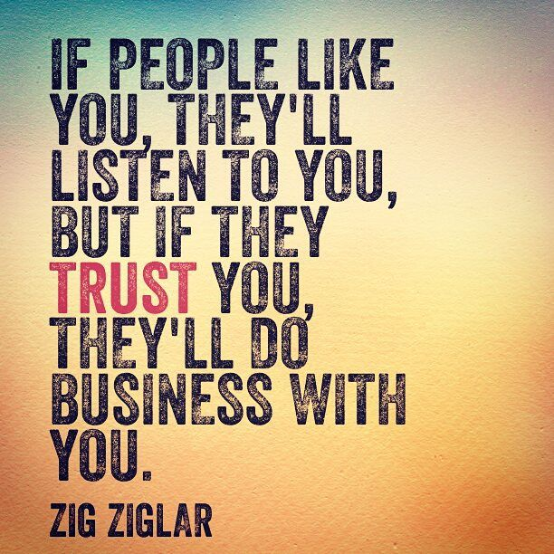 Trust In Business Quotes: Pin By Vulpine Interactive On Business Quotes And